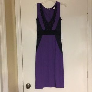Purple Venus dress